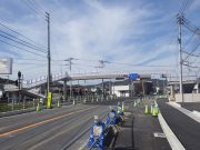 C2902 津田交番前横断歩道橋-1