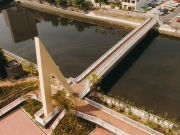 B5810 新町川第二歩道橋-1