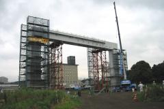 B1311 南一色高架橋 橋脚-1