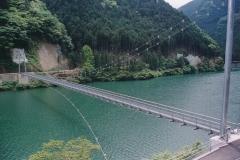 C1103 面三ダム湖吊橋-1